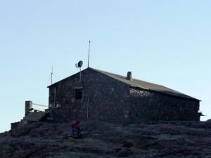 Le refuge de Ciottulu  di i Mori