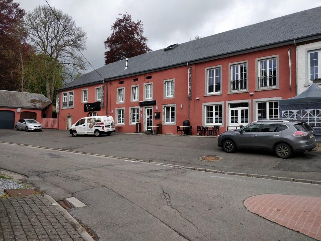 Auberge de Lavacherie