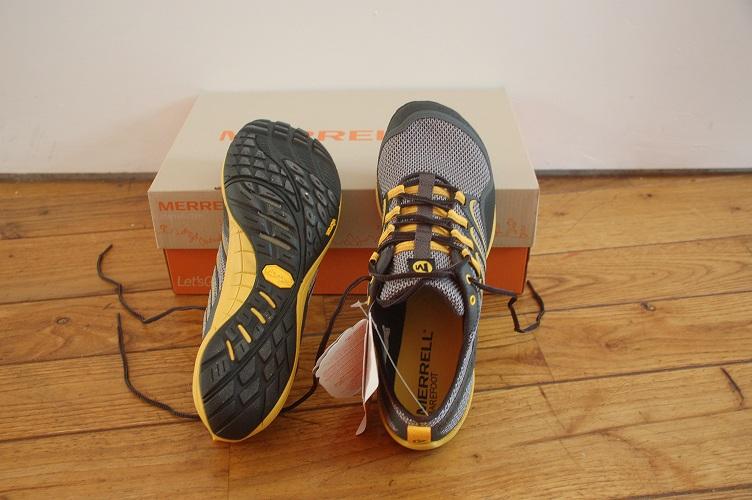 6212eb32ed1 Nouvelle chaussure minimaliste – Merrell trail Glove. Saucony Hattori  Merrell Trail Glove