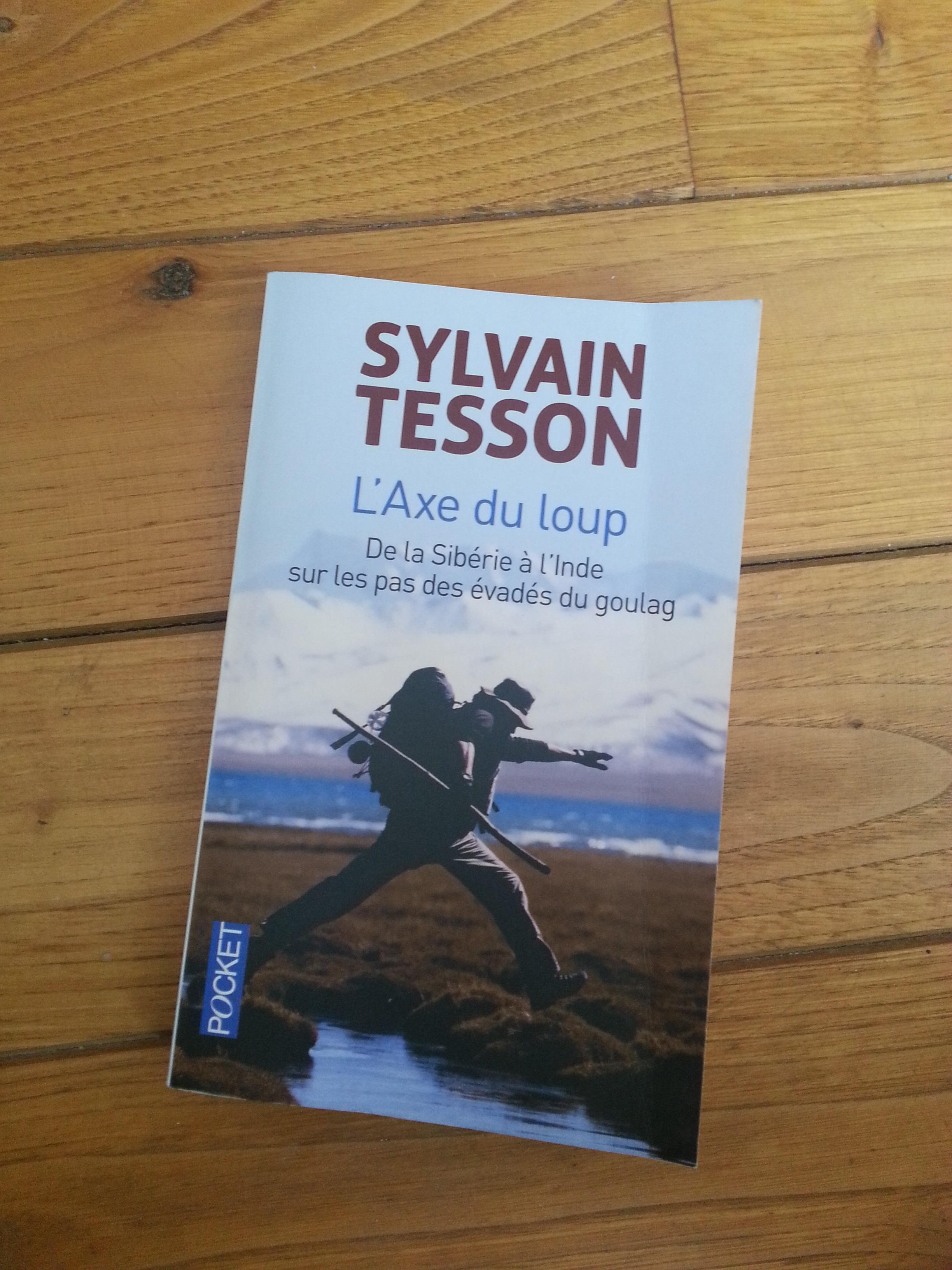L 39 axe du loup sylvain tesson b4 - Une vie a coucher dehors sylvain tesson resume ...